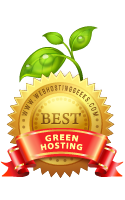 Best Green Hosting Award