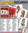 Playing Cards Honor Black Americans - Dr. King, Rosa Parks, Oprah...