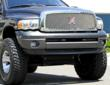 T-Rex X-Metal mesh grille for the Dodge Ram Truck