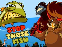 Stop Those Fish