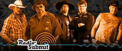 Country Music Superstars Jason Aldean, Colt Ford, Eddie Montgomery, Troy Gentry, Kevin Fowler now using Radio Submit.