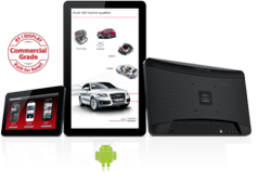 i Display Retail Tablets a revolutionary Android based interactive digital display