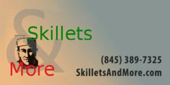 Provides Skillets, Grills, Fryers and Great Service