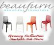 Beaufurn Introduces Groovy Stable Seating