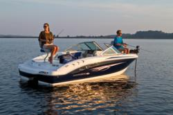 Visit Pier 33 to see the Chaparral H2O 18 Ski & Fish at the Grand Rapids Boat Show, February 15 thru 19.