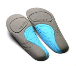 KURU Comfort Footbed Technology