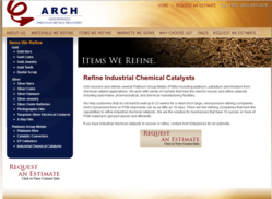 industrial chemical catalysts