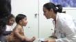 Dr. Mustafa-Infante with infant child