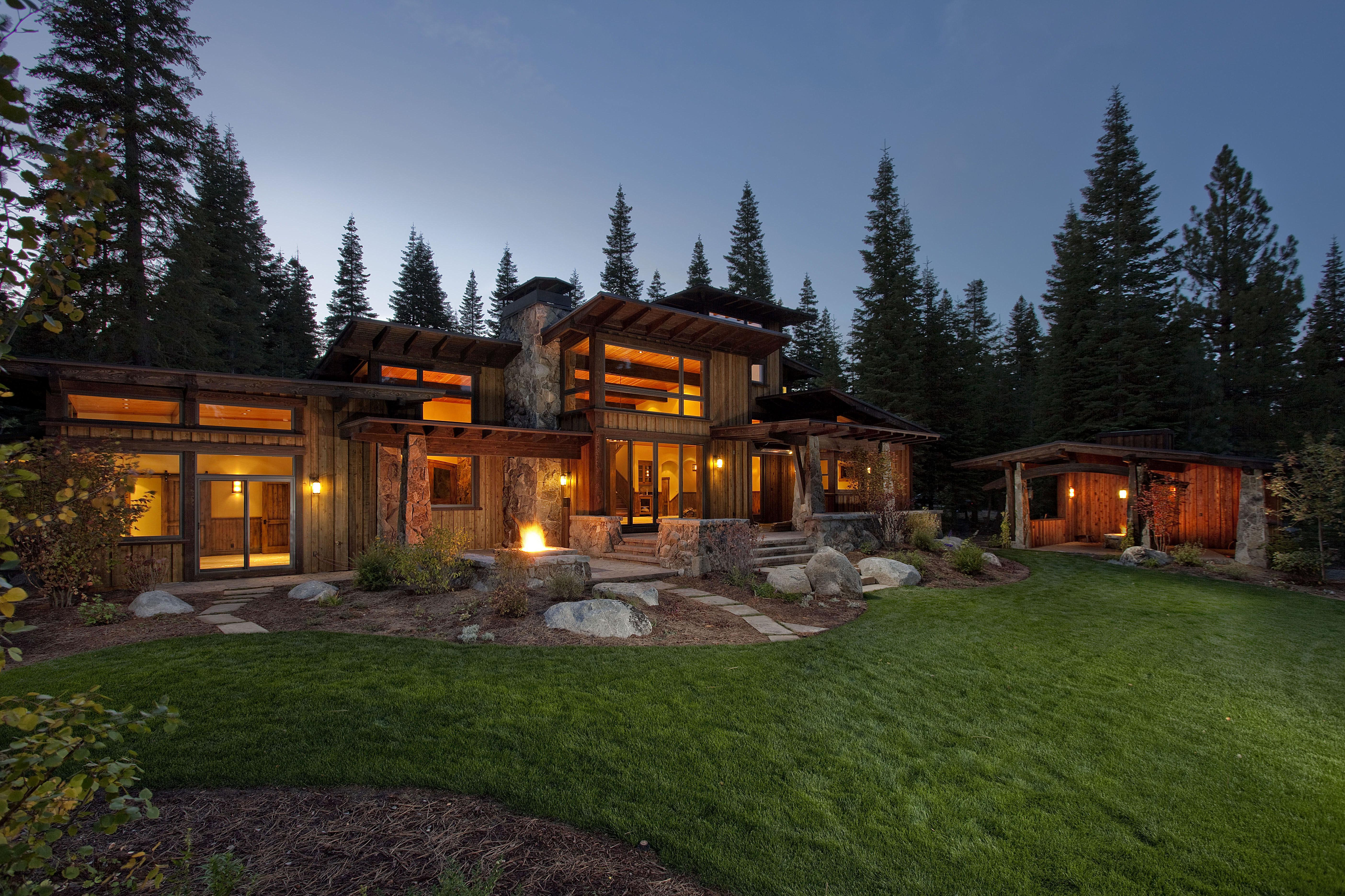 Martis camp achieves 90 million in sales during 2011 for Custom lake homes
