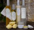 Great Elm Physick Garden's organic herbal Total Luxury Pamper Box