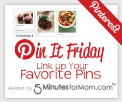 Pin It Friday