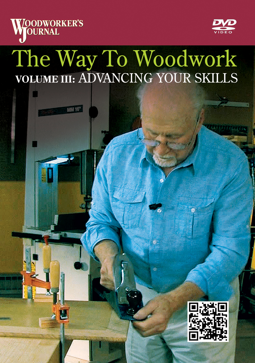 woodwork dvd