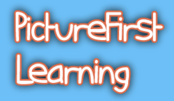 sight word flash card company PictureFirst Learning