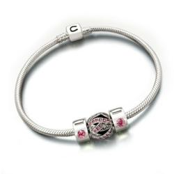 Photo of Chamilia 2012 Valentine's Day Designer Gift Set Snap Bracelet