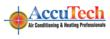 2011 Angie's List award to Accutech heating and Air conditioning services in Warrington, PA