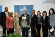 A plaque honoring Reverend Dr. Fletcher C. Crawford was presented at the event.
