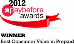 UPside Visa Wins Paybefore Award