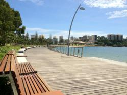 Designer Decks, timber decking Gold Coast, launches new commercial boardwalk division and scoops contracts with local councils