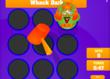 The fun carnival game Whack-a-Mole has become an electronic Whack-a-Critter in MyFear Zapper