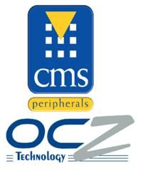 OCZ Technology signs CMS Peripherals as their Distribution Partner in the UK and Ireland