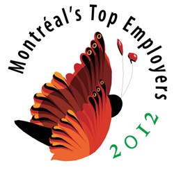 Messaging Architects Named One of Montreal's Top Employers for 2012
