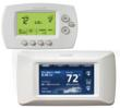 Fully programmable Honeywell thermostats