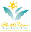 Logo for Villa del Palmar at the Islands of Loreto in Baja California Sur, Mexico