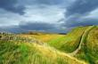 Local scenery on Hadrian's Wall