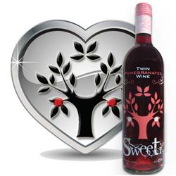 Pomegranate Sweet wine, Pomegranate Dessert Wine