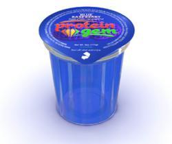 Protein Gem Cup Blue Raspberry