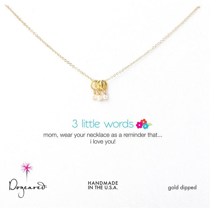 New mom collection mother s day jewelry made in the usa for Words to wear jewelry