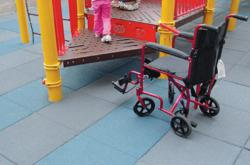 ADA Compliant Playground