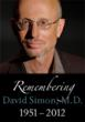 Share your stories and reflections about David at this special website: http://www.lovefordavid.com/remembering-david