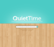 Sign up at www.QuietTime.me