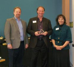 Webolutions awarded S. Metro Denver Small Business Development Center 2011 Corporate Sponsor of the Year