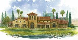Tuscan Hills Clubhouse