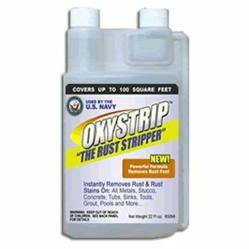 Rust Remover Oxystrip Now Available From Planet Amazing