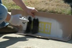 Curb Painting Business