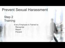 YouTube video on anti-harassment training: http://kpa.co/harassment-training