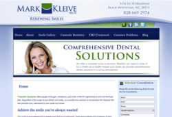 cosmetic, dentist, dentistry, tmj, treatment, asheville, nc