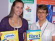 Julia Hicks (left), Registered Dietitian, and Heather Kamenz, Registered Nurse, of the KDH Diabetes Clinic
