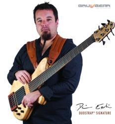 "DuoStrap ""Damian Erskine"" Signature Ergonomic Double Strap"