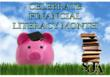 April is Financial Literacy Month Step up and Donate