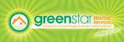 """""""Go Green. Save Green. Green It Up!"""" Greenstar Home Services"""