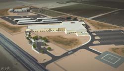aerogel, NASA aerogel, aerogel technology, thermal bridging, NASA aerogel, NASA aerogel technology, Fabens U.S. border patrol station, U.S. Border Patrol station Clint Texas
