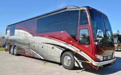 Luxury Motor Coach | Liberty Coach