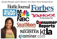 Karla Dennis & Cohesive tax Firm