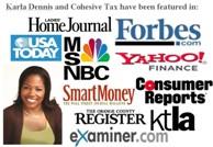 Karla Dennis & Cohesive tax Firm