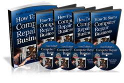 Computer Repair Business Startup