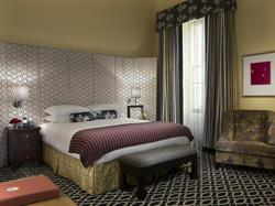 King Guestroom at Kimpton's Hotel Monaco Washington DC